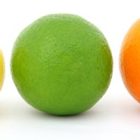 Lemon-Lime-and-Orange-Isoalted-on-White-Background